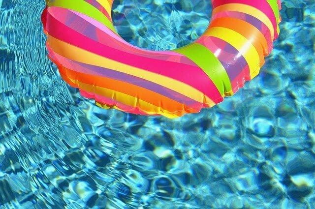jak nagrzać wodę w basenie